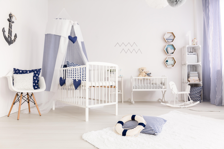 Themenzimmer für Kinder gestalten und einrichten.
