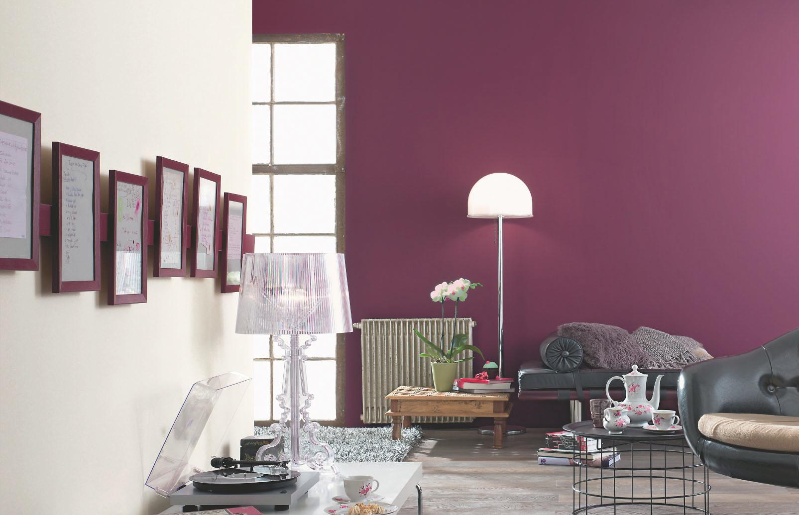 Kreative Raumgestaltung durch Lackieren: Alpina Farbe & Inspiration
