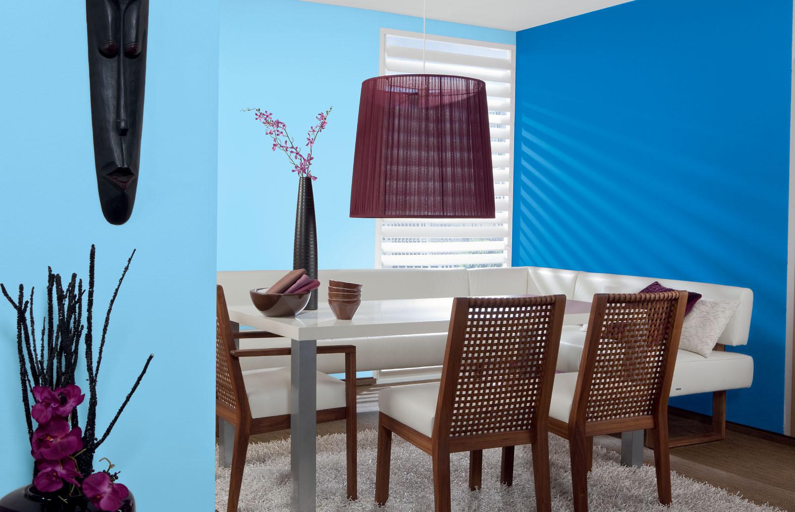 Abtönfarbe, Farbe selber mischen. Blau, royalblau: Alpina Color ...