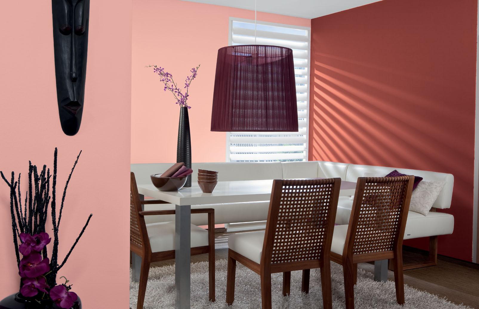 Abtönfarbe Farbe Selber Mischen Rot Terrakotta Alpina Spicy Red