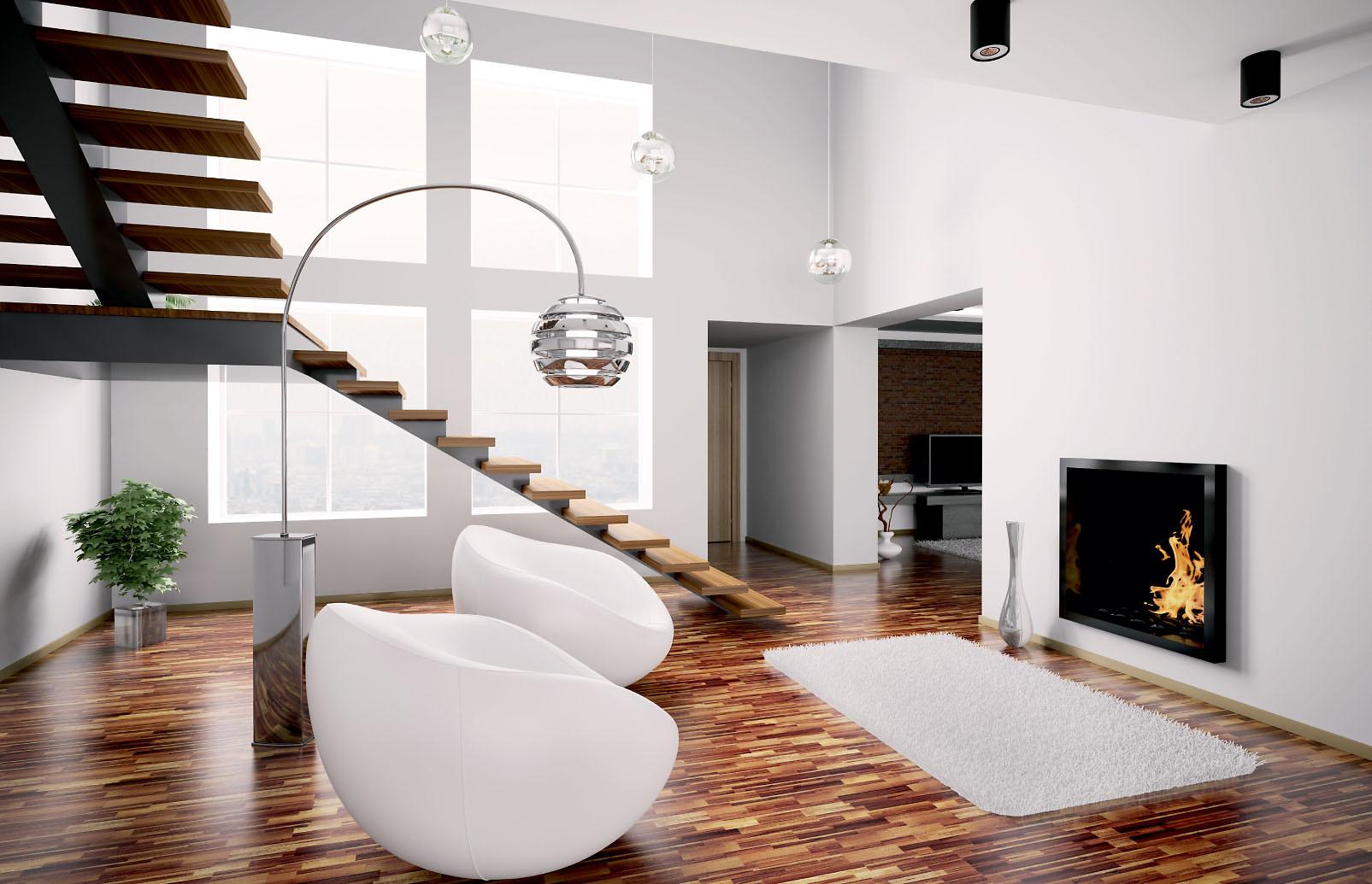 Wandfarbe Weiß. Testsieger Innenfarbe Streichen: Alpinaweiß   Alpina Farben