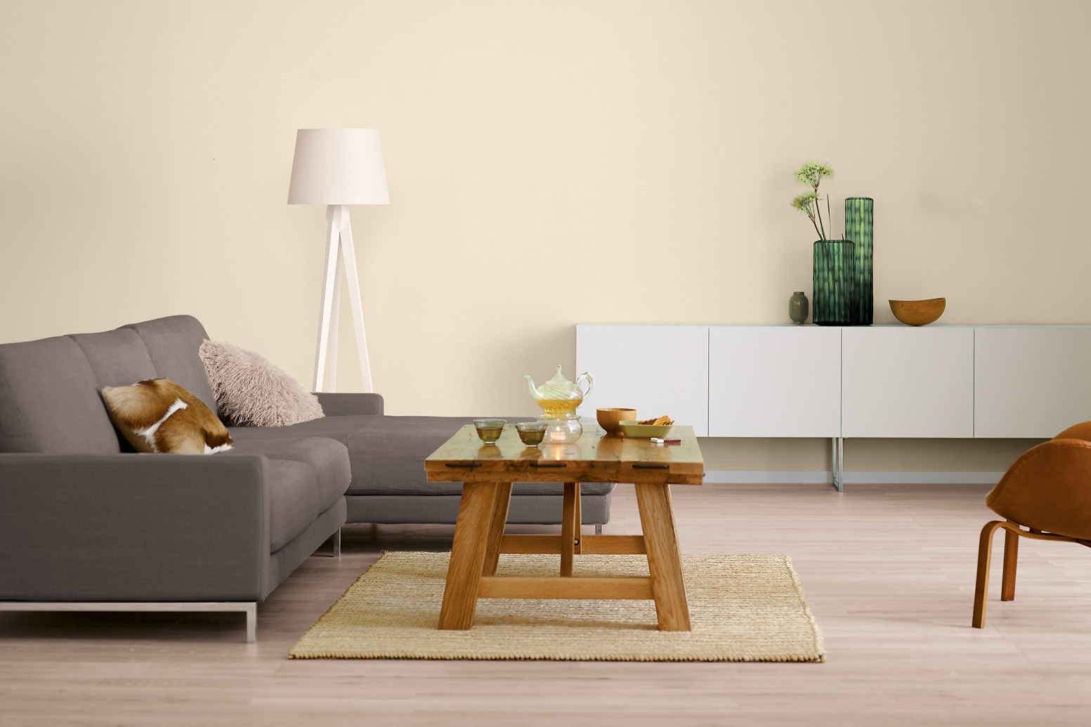 Paint Taupe Living Room