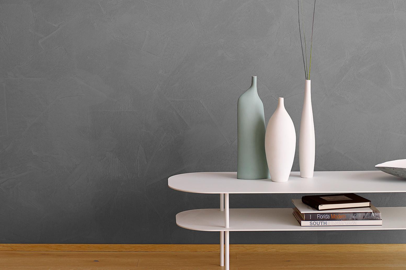 effektfarbe, kreativ wandfarbe beton: alpina farbrezepte beton-optik