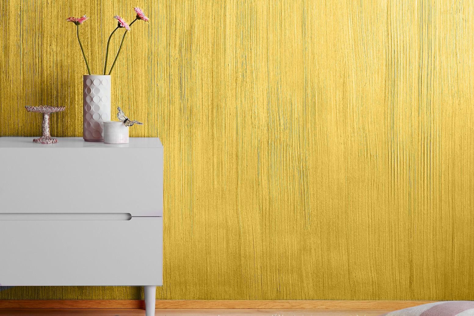 Kreative Wandgestaltung mit Effektfarben: Alpina Farbe & Inspiration