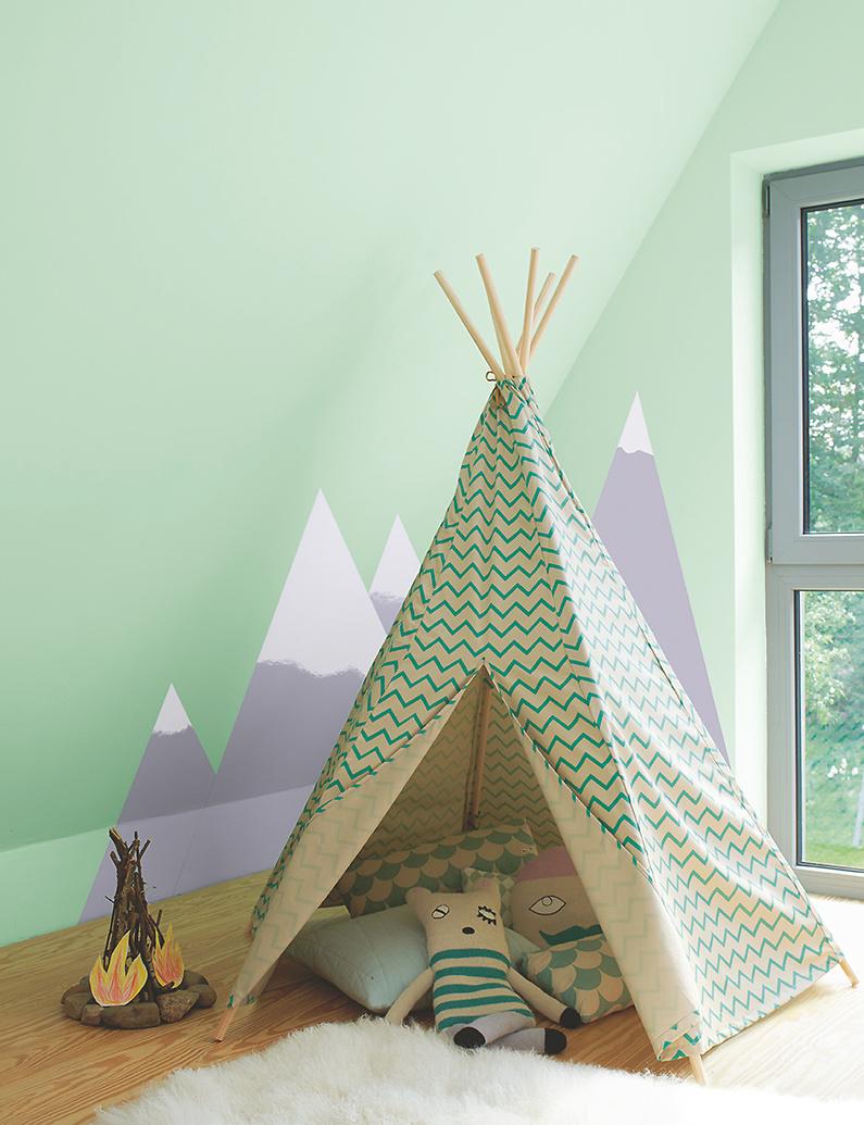 Einzigartig Kinderzimmer Farbgestaltung Sammlung Von Bst Schwierig Geschnittene