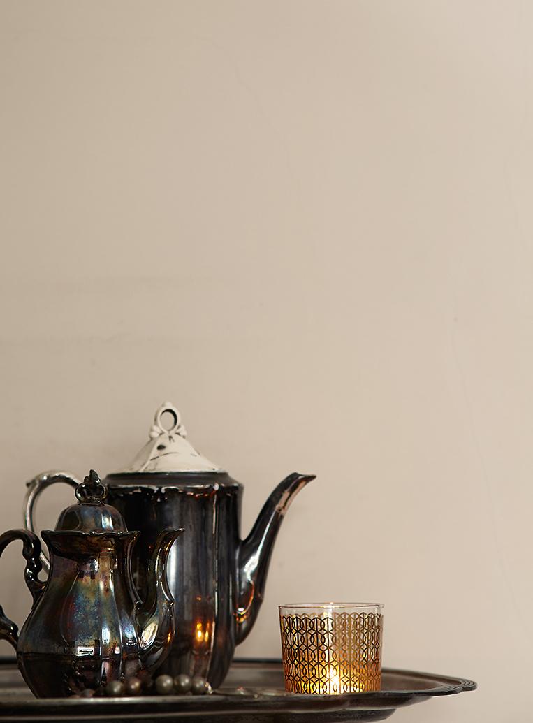 premium wandfarbe braun sandbeige alpina feine farben