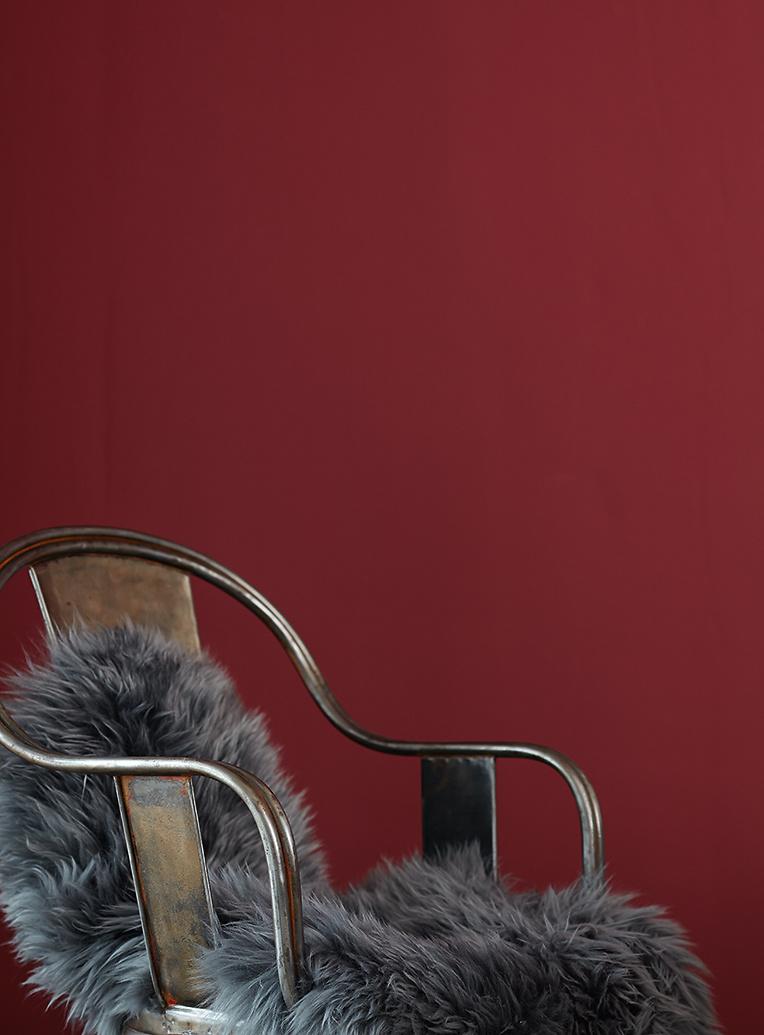 Rot, Tiefrot: Alpina Feine Farben TANZ DER SEHNSUCHT   Alpina Farben