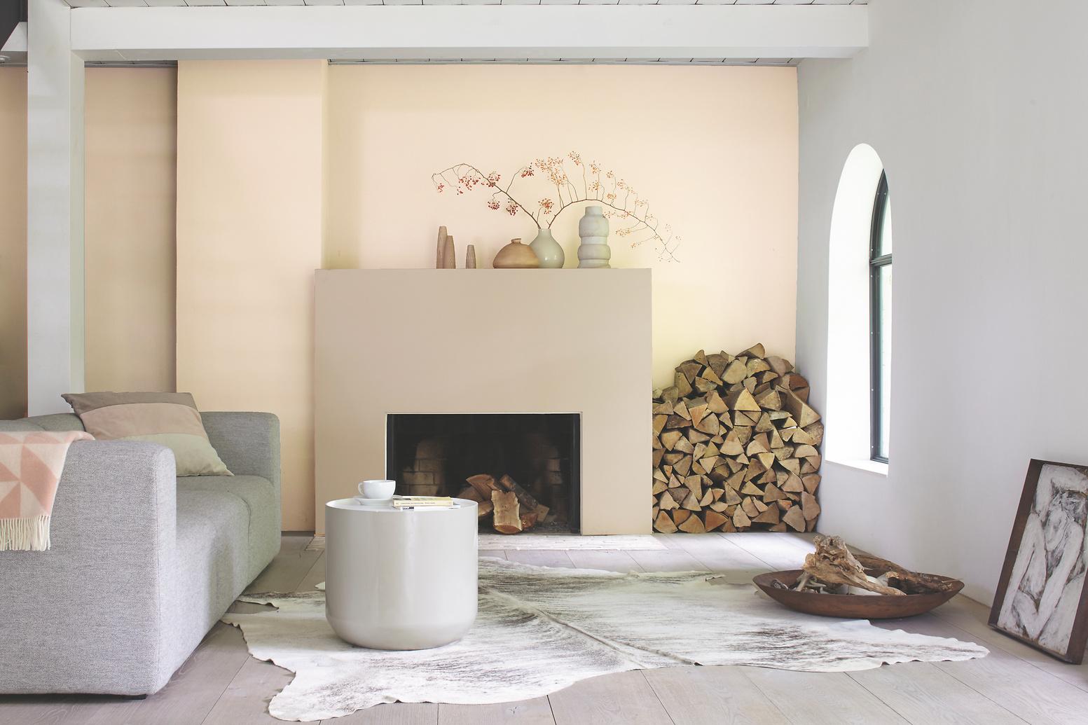 innenfarbe in braun taupe streichen alpina farbrezepte zartes puder alpina farben. Black Bedroom Furniture Sets. Home Design Ideas