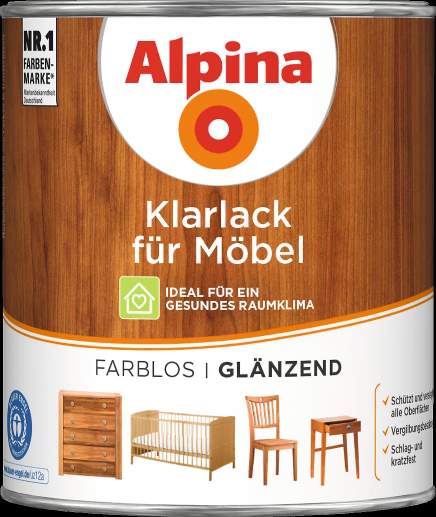 Tisch Lackieren Klarlack