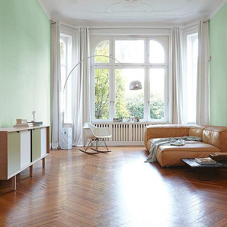 Grosse Zimmer Ideen Fur Die Wandgestaltung Alpina Farbe Wirkung