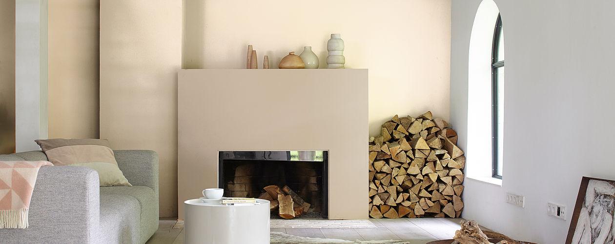 Ideen Fur Die Wandgestaltung Im Wohnzimmer Alpina Farbe Einrichten