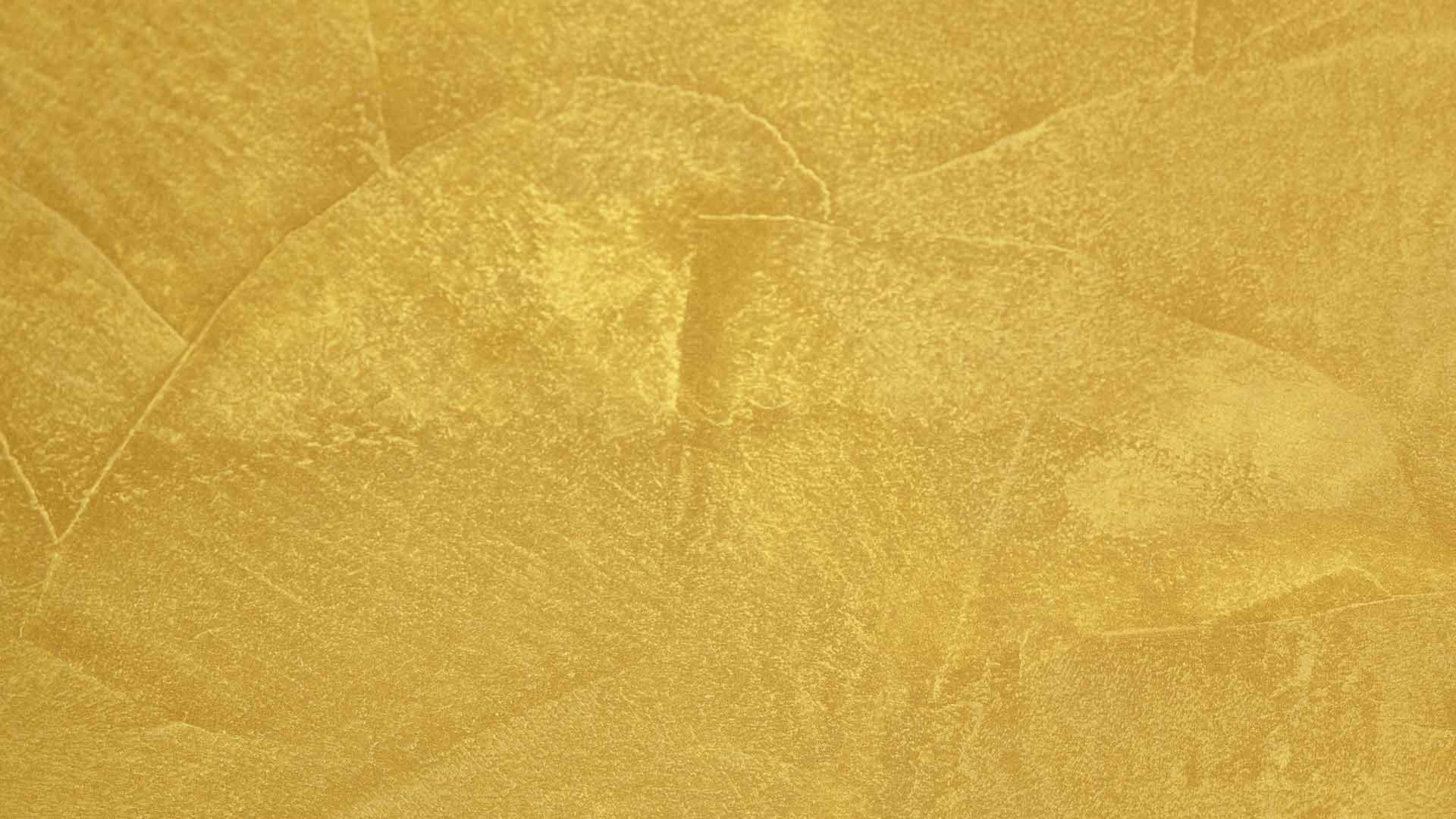 goldene wandfarbe
