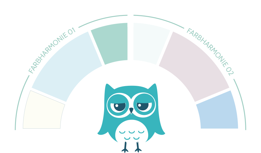 Farben fürs Babyzimmer: Alpina Farbenfreunde für 0-2 Jährige