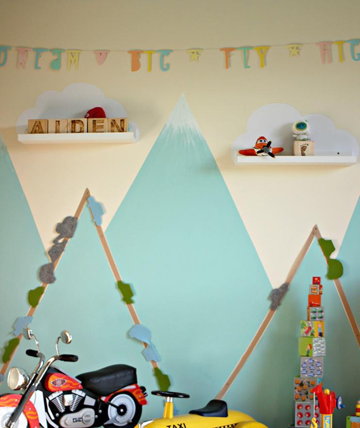 metterschling und maulwurfn alpina farben. Black Bedroom Furniture Sets. Home Design Ideas
