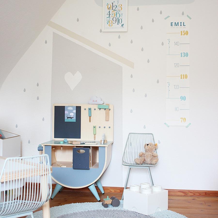 farbenfreunde wandschablonen. Black Bedroom Furniture Sets. Home Design Ideas