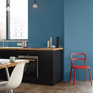 Edelmatte Wandfarben In Blau Alpina Farben