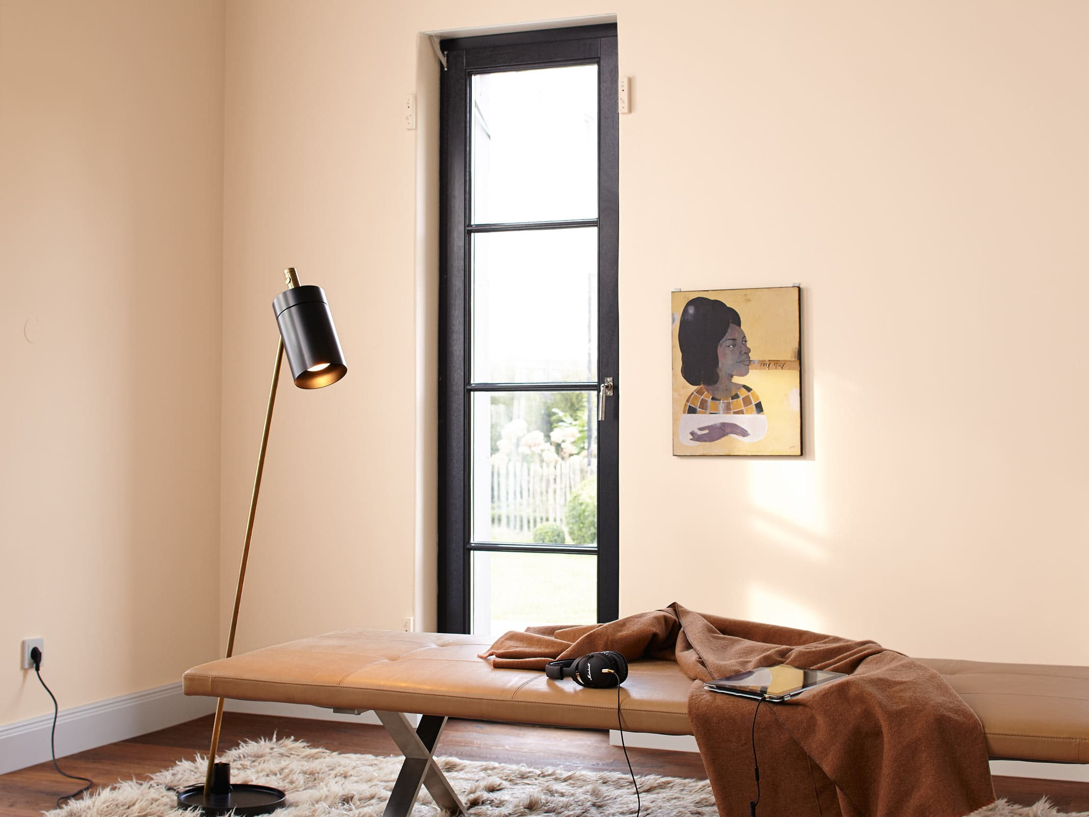 Edelmatte Wandfarben In Premium Qualitt Alpina Feine Farben