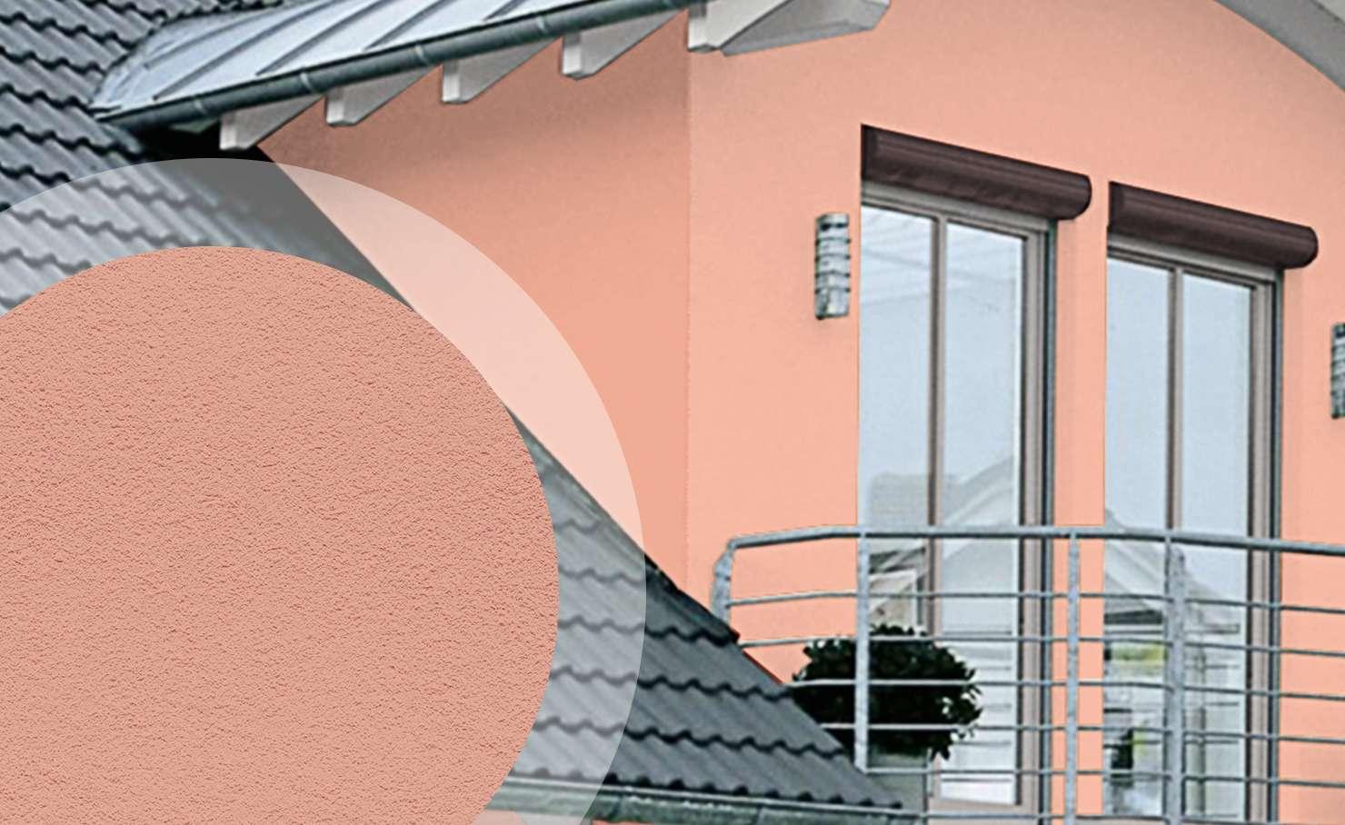 Passende farben f rs streichen im au enbereich alpina for Grundieren vor streichen