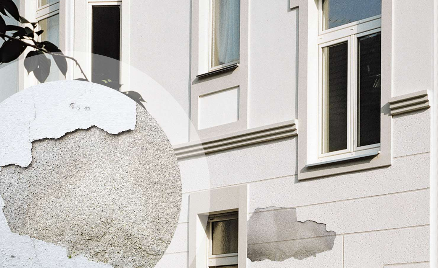 Fassadenfarbe Grautöne passende farben fürs streichen im außenbereich: alpina fassadenfarben