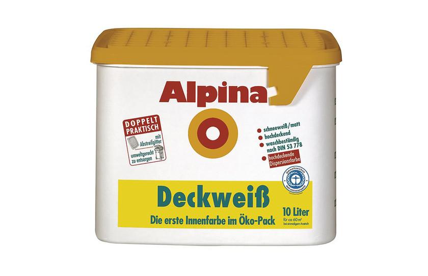 nachhaltige produkte von alpina alpina farben. Black Bedroom Furniture Sets. Home Design Ideas