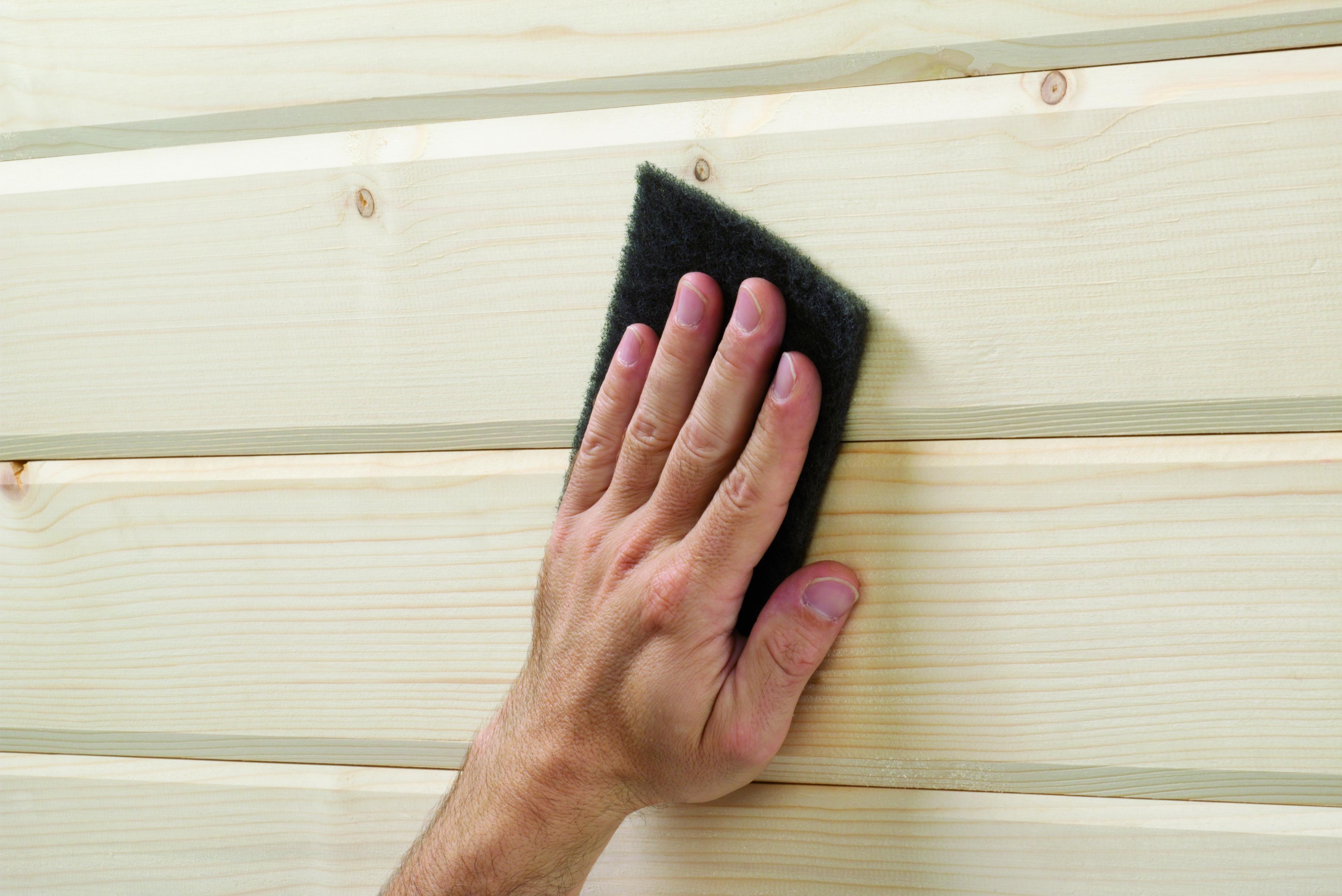 Klettergerüst Holz Streichen : Holz richtig lasieren anleitung und tipps: alpina