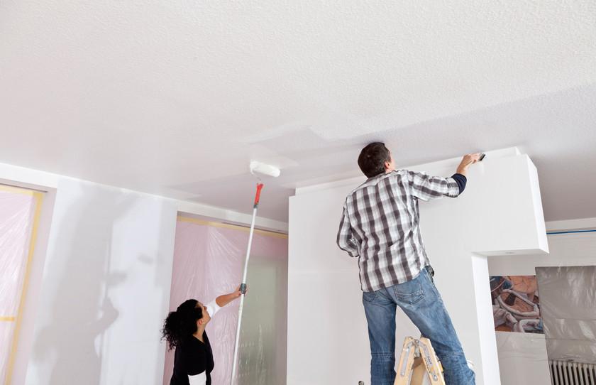 gute wandfarbe so erkennt man qualit t alpina innen streichen. Black Bedroom Furniture Sets. Home Design Ideas