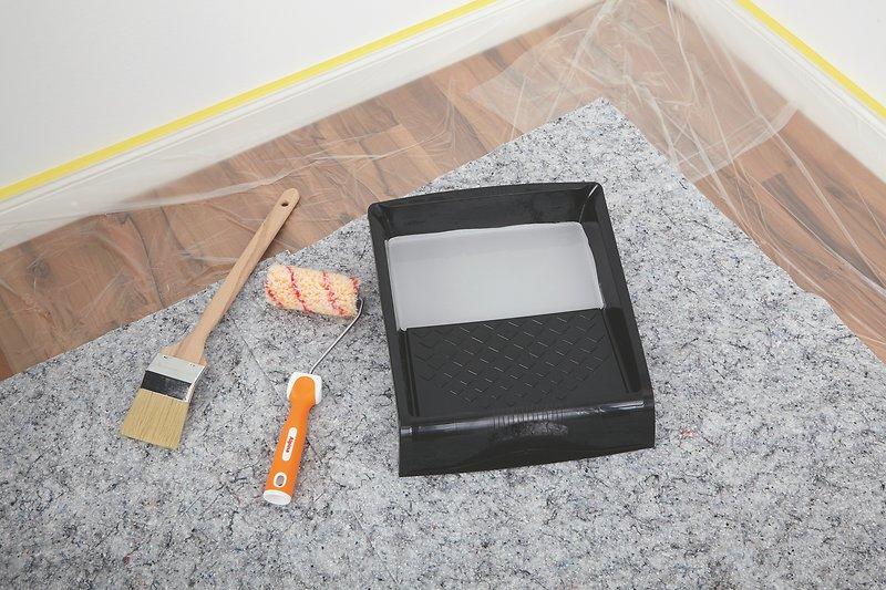 tipps um w nde gleichm ig zu streichen alpina innen. Black Bedroom Furniture Sets. Home Design Ideas