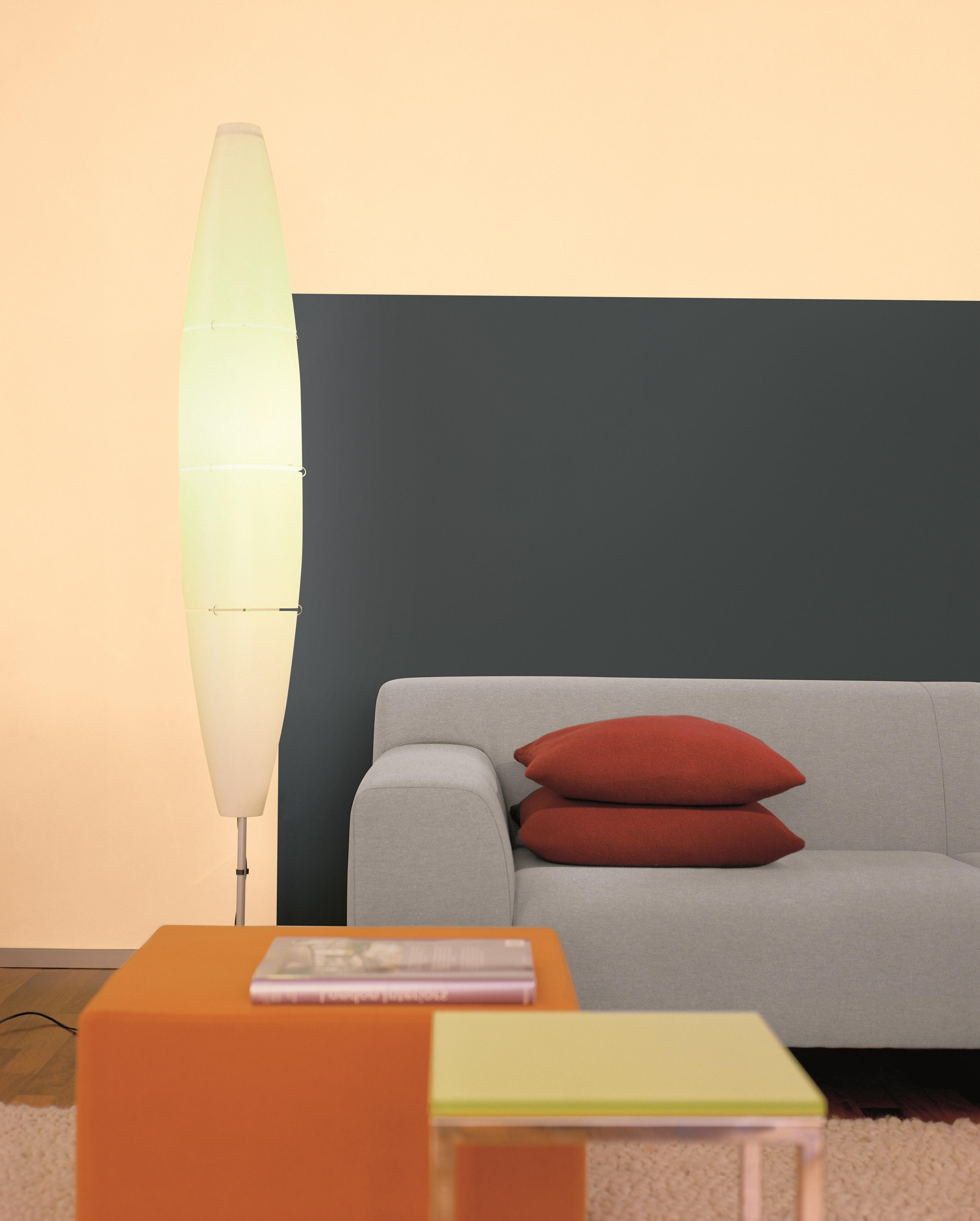 farb wirkung von grau im raum alpina farbe wirkung. Black Bedroom Furniture Sets. Home Design Ideas