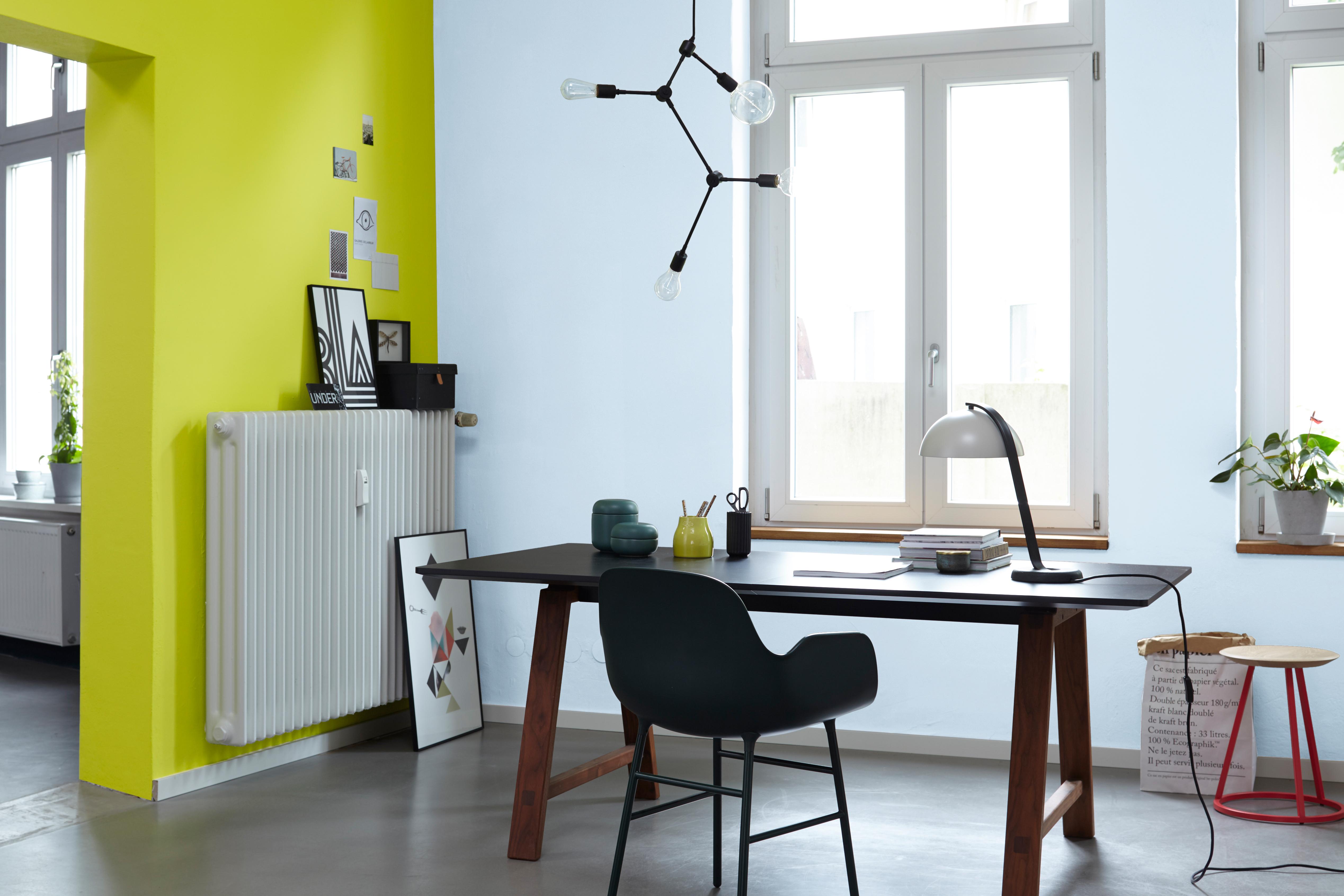 Farb-Wirkung von Grün im Raum: Alpina Farbe & Wirkung