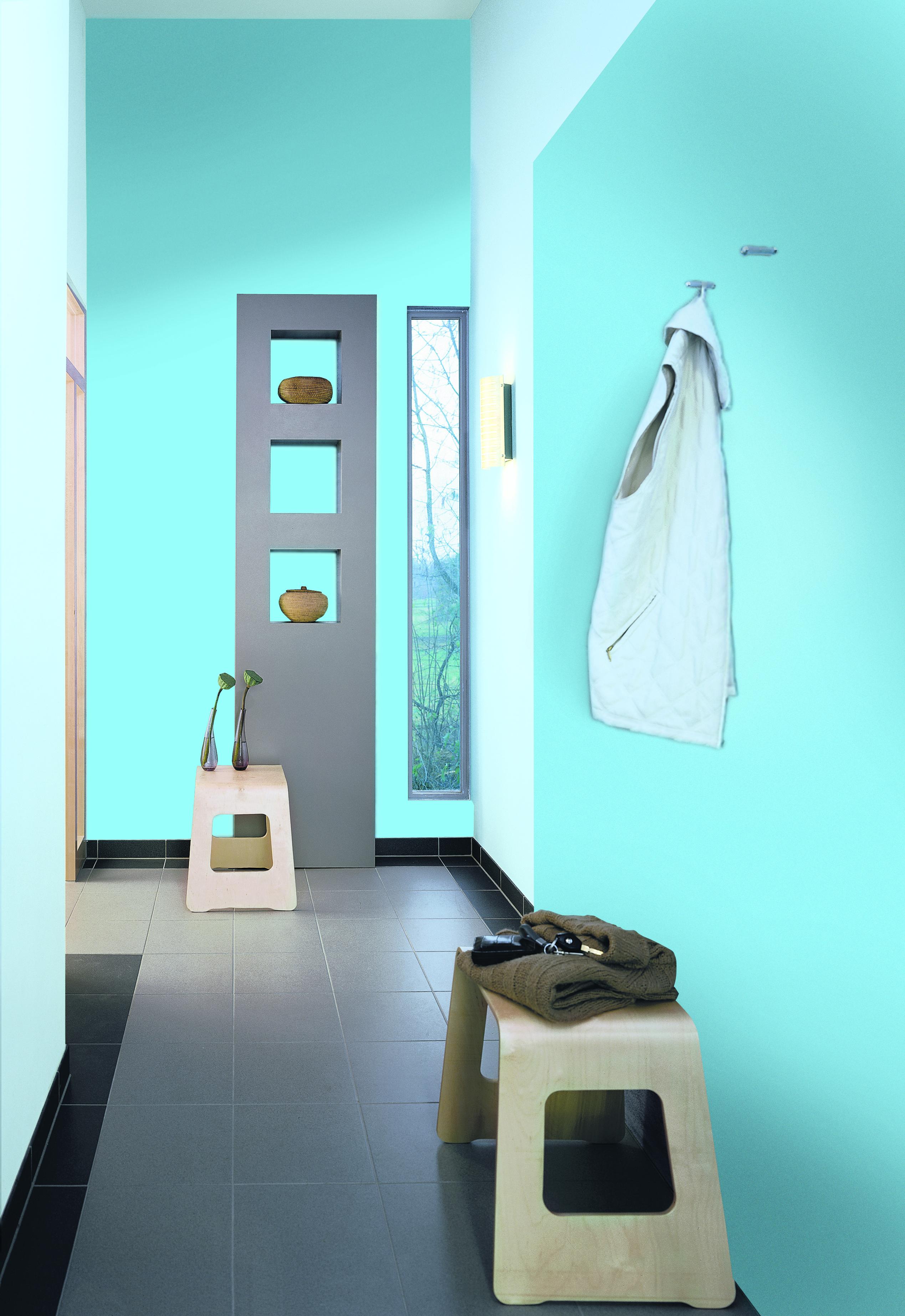Kleine Zimmer Dachschragen Optisch Vergrossern Alpina Farbe Wirkung