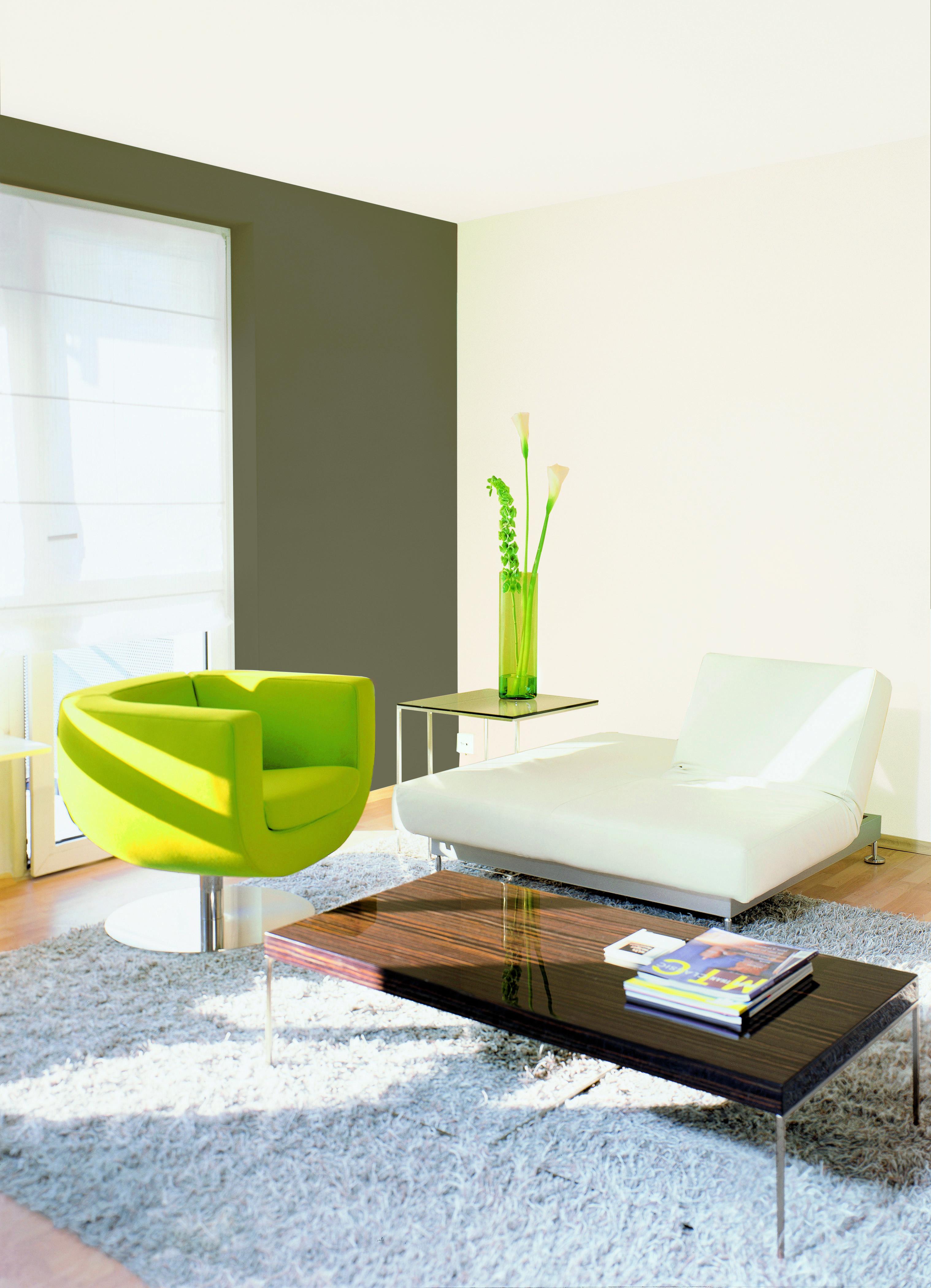 farb wirkung von beige braun im raum alpina farbe wirkung. Black Bedroom Furniture Sets. Home Design Ideas