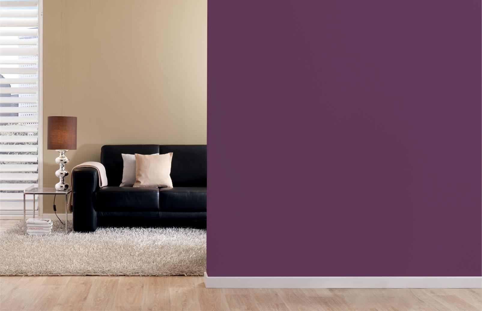 wandgestaltung mit herbstfarben alpina farbe inspiration. Black Bedroom Furniture Sets. Home Design Ideas