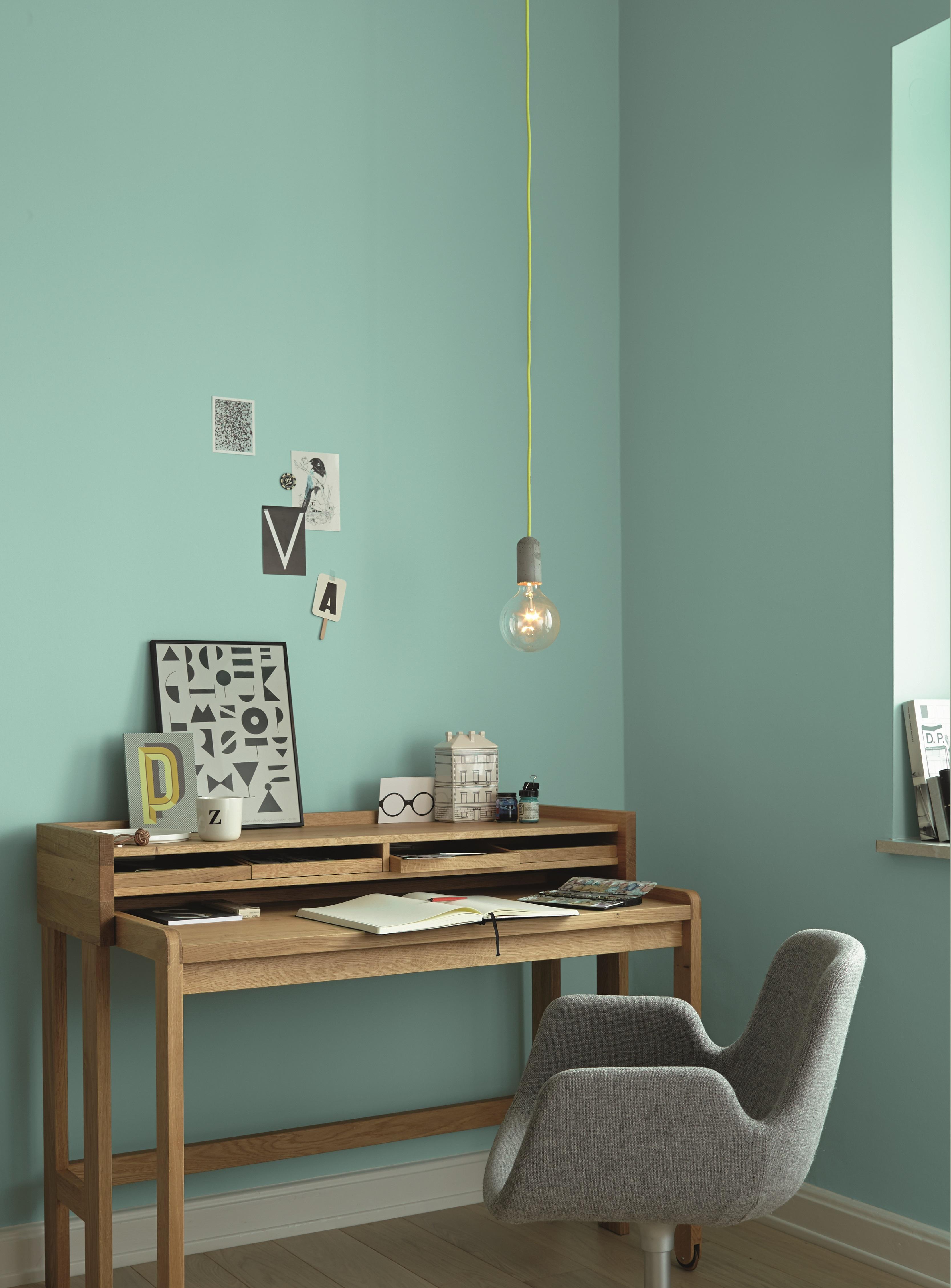 wandgestaltung mit starken sommerfarben alpina farbe inspiration. Black Bedroom Furniture Sets. Home Design Ideas