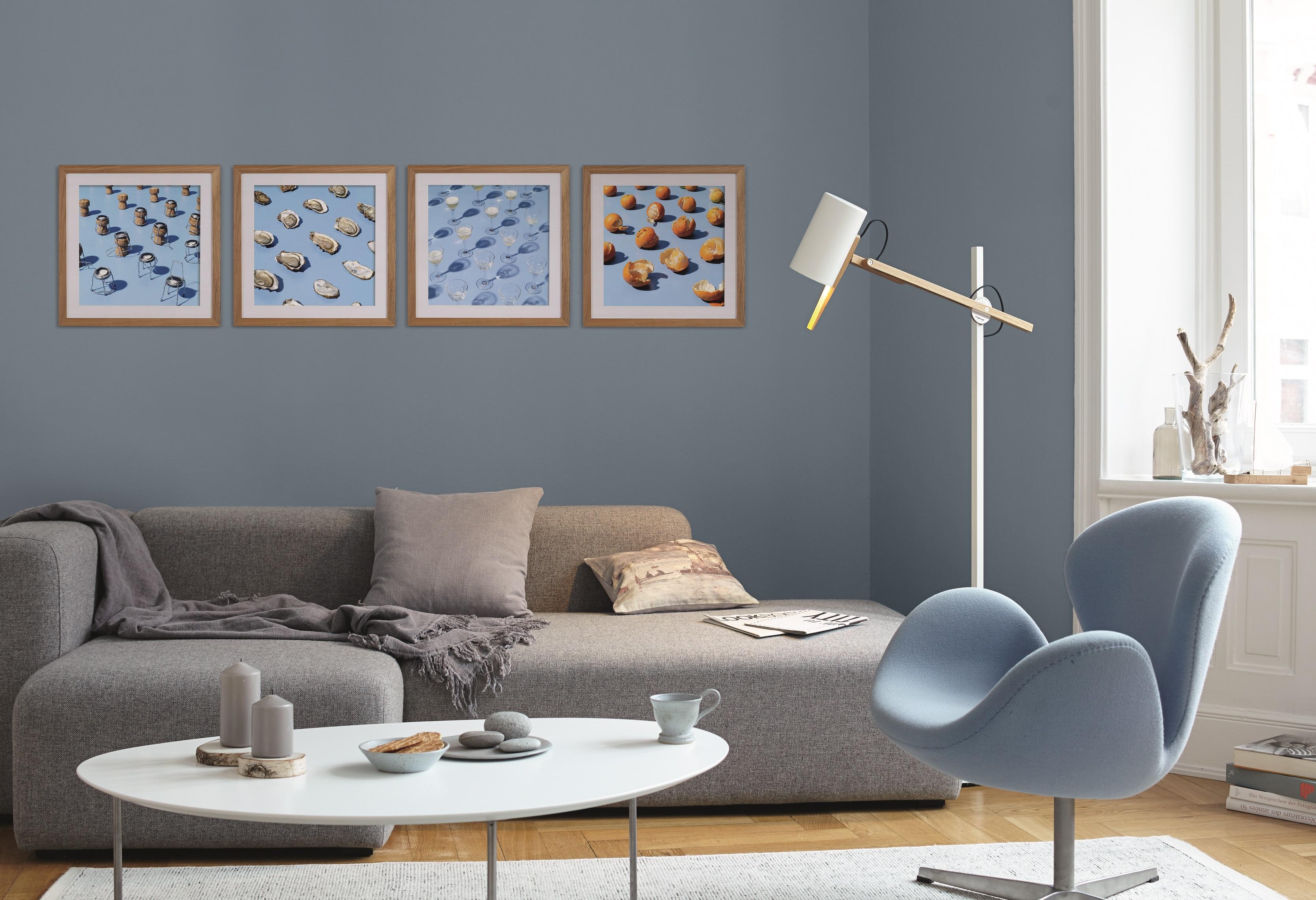 kunst und farbe individuell kombinieren alpina farbe einrichten. Black Bedroom Furniture Sets. Home Design Ideas