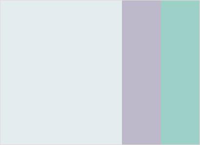 Blaue Wandfarben im Kinderzimmer für Jungen ab 3 Jahren