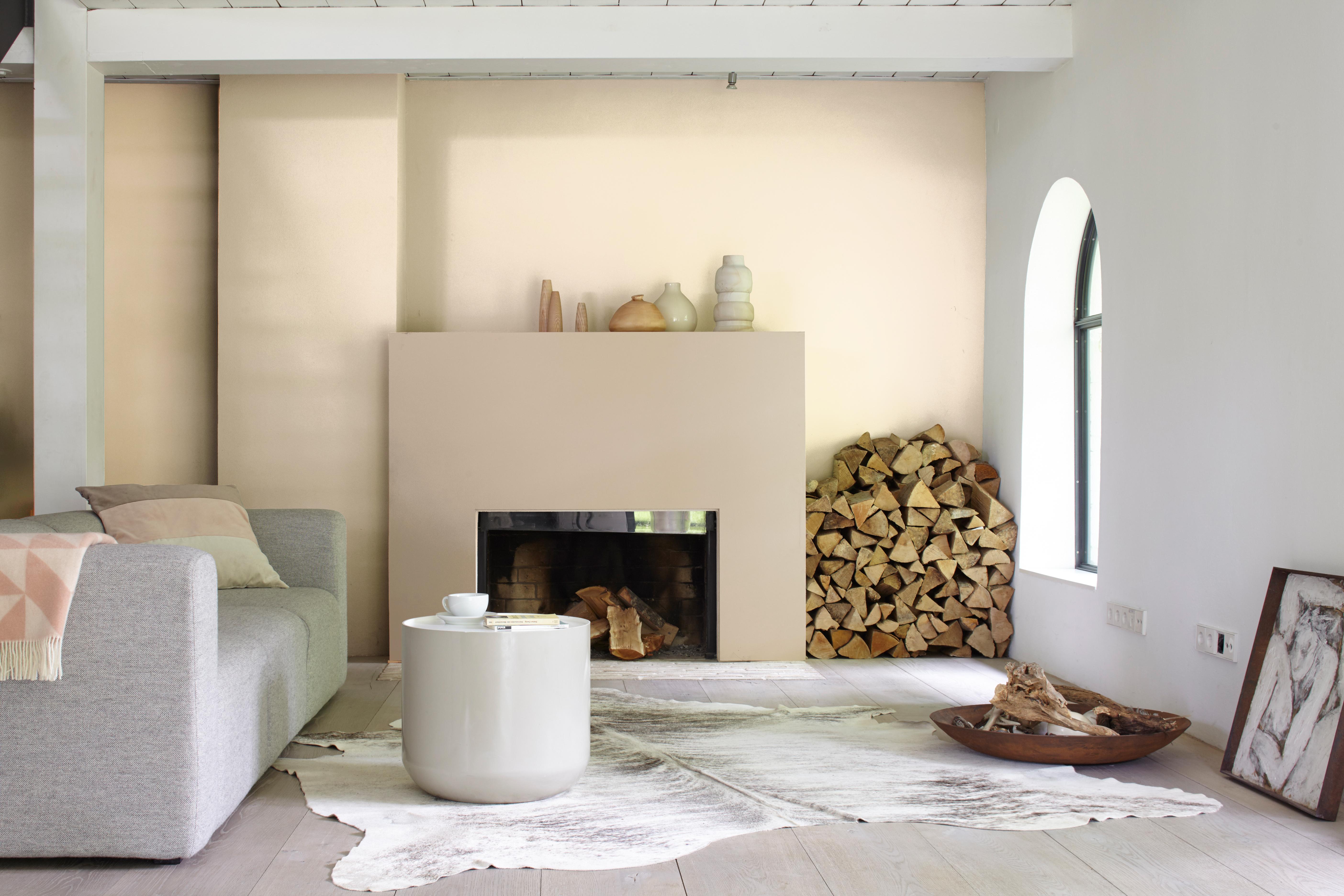 Wohnzimmer farblich gestalten türkis  Welche passt in welches Zimmer? Alpina Fabe & Einrichten