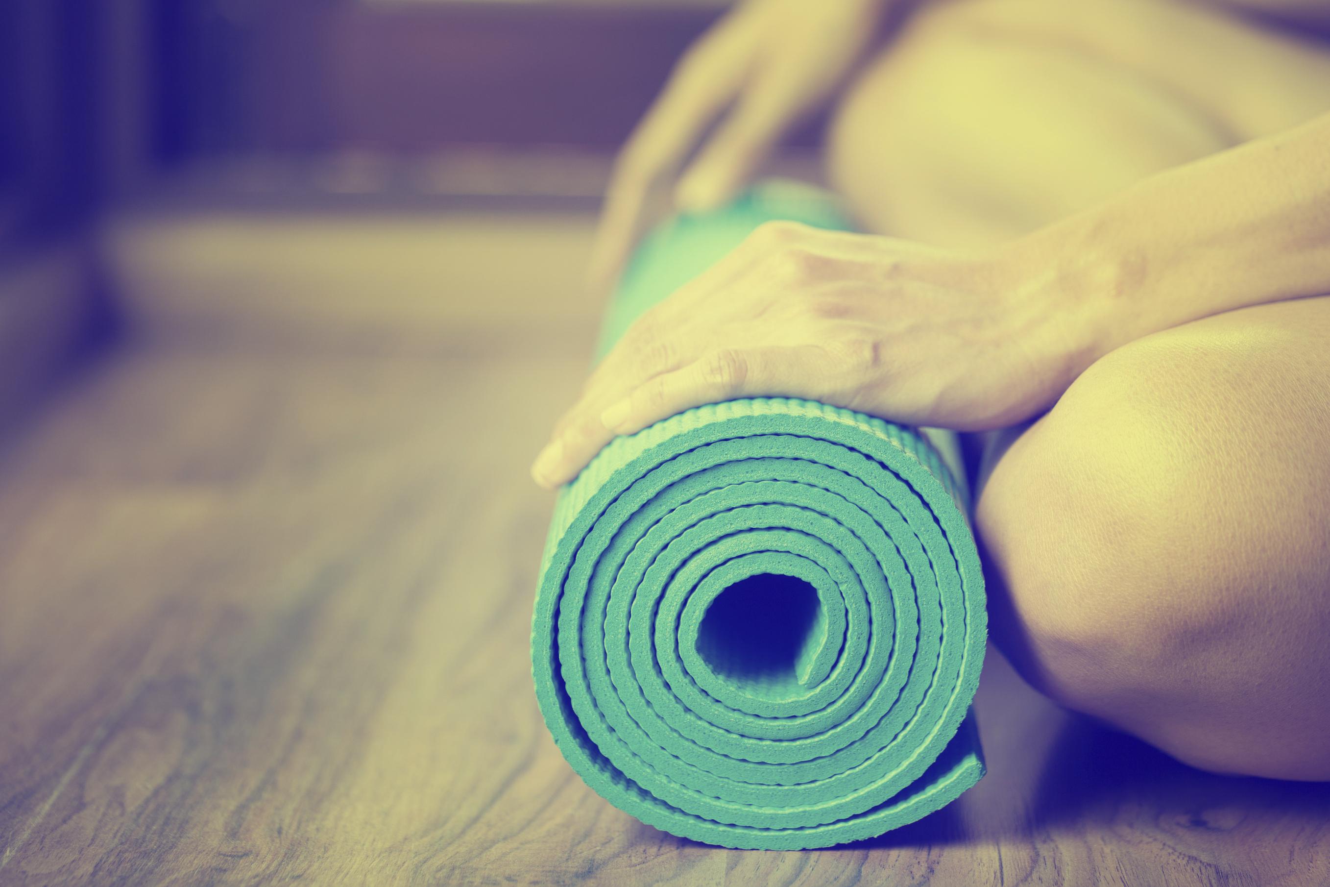 welche farben passt ins yogazimmer